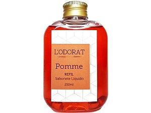 REFIL - Sabonete Líquido 250 mL Pomme