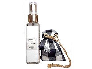 Aromatizador de Ambiente Homme 60 ml (spray) com sachê