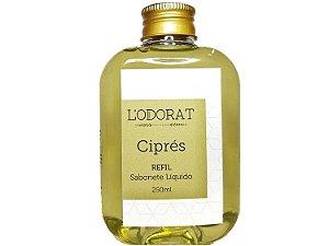 REFIL - Sabonete Líquido 250 mL Ciprés