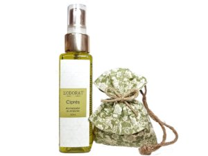 Kit - Sachê Perfumado + Home Spray - Ciprés - 60 mL