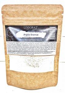 Argila Branca - 50 g