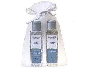 Kit Proteja-se - Gel Antisséptico 60 mL e Sabonete líquido 60 mL