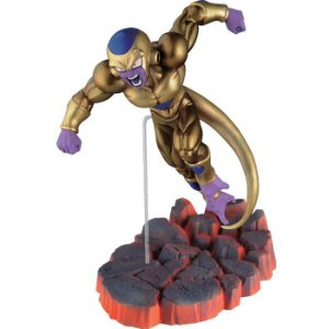 Golden Freeza Dragonball Super
