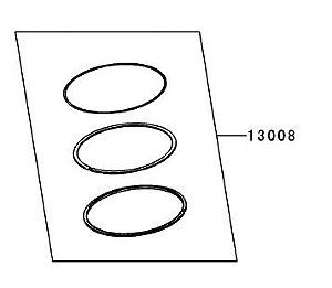 JOGO ANEIS PISTAO - 13008-0039