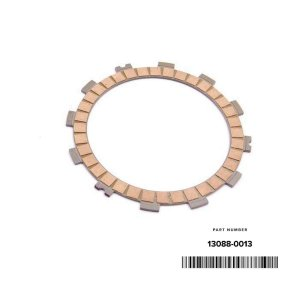 DISCO FRICÇÃO KAWASAKI NINJA ZX-10R - 13088-0013