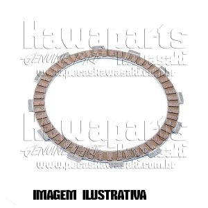 DISCO FRICCAO - 13088-0031