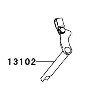 LIBERACAO EMBREAGEM COMP - 13102-0018