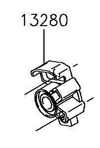 FIXADOR - 13280-0261