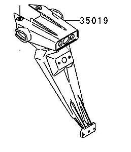 PARALAMA TRASEIRO - 35019-0060