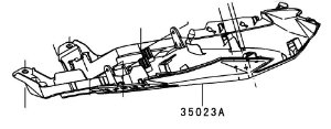 PARALAMA TRAS - 35023-0351