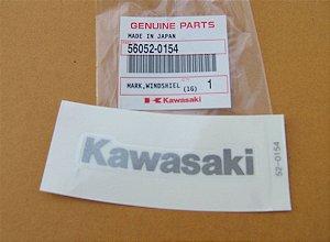 ADESIVO PARABRISA KAWASAKI - 56052-0154