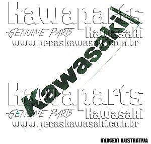 ADESIVO TANQUE COMB KAWASAKI ESQ - 56054-0164