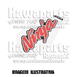 ADESIVO CARENAGEM LATER NINJA - 56054-0717