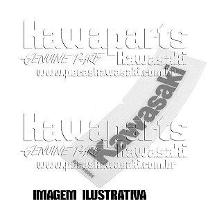 ADESIVO PARABRISA KAWASAKI - 56054-1088