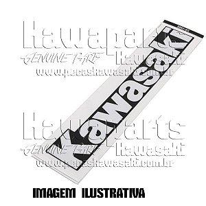ADESIVO CARENAGEM INF ESQ KAWASAKI - 56054-1566