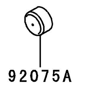 COXIM BORRACHA TANQUE COMB - 92075-125