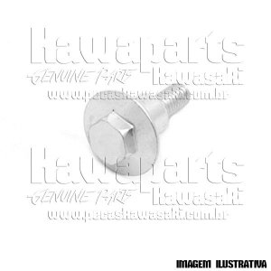 PARAFUSO FLANGE 6X22 5 - 92153-1016