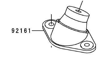 COXIM FIXADOR MOTOR - 92161-3789
