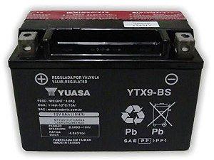 BATERIA YTX9-BS 12V 8AH - 26012-0819