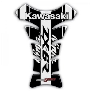 ADESIVO RESINADO TANK PAD KAWASAKI NINJA ZX-6R - TPKW5581G001