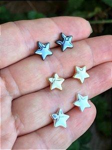 Brinco Estrela Liso