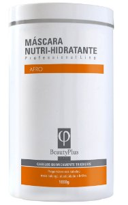 Máscara Nutri-Hidratante AFRO Profissional