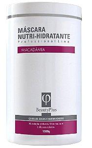 Máscara Nutri-Hidratante MACADÂMIA Profissional