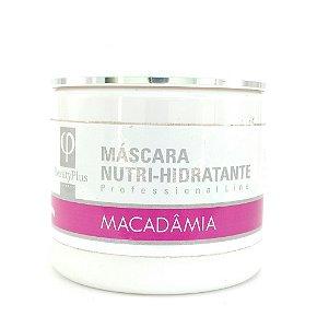 Máscara Nutri-Hidratante Macadâmia 500g Profissional
