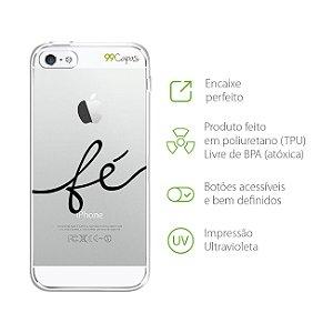 Capa para iPhone 5/5S/SE - Fé