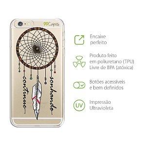 Capa para Iphone 6 e 6s - Filtro dos Sonhos