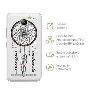 Capa Filtro dos Sonhos para Lenovo Vibe C2