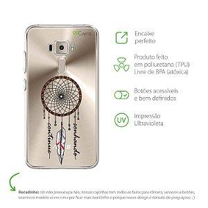 Capa para Zenfone 3 - 5.2 Polegadas - Continue Sonhando