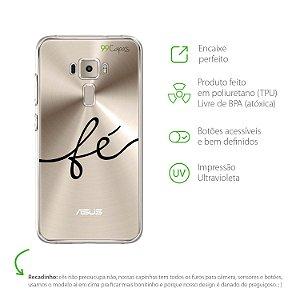 Capa para Zenfone 3 - 5.5 Polegadas - Fé