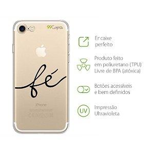 Capa Fé para Iphone 7