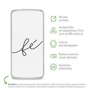 Capa Fé  para Microsoft Lumia 535