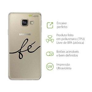 Capa Fé para Samsung A9