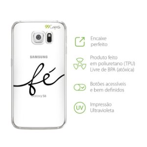 Capa Fé para Galaxy S6 Edge
