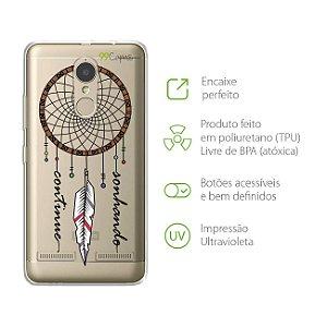 Capa Filtro dos Sonhos para Lenovo K6 Plus