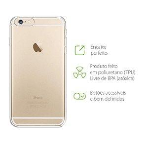 Capa Transparente para iPhone 6/6S