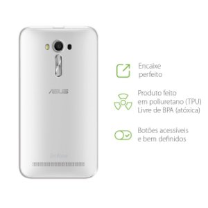 Capa Transparente para Asus Zenfone Laser