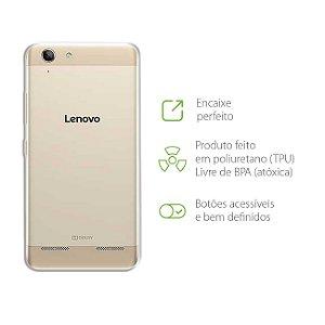 Capa Transparente para Lenovo Vibe K5