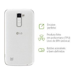 Capa Transparente para LG K10 2016