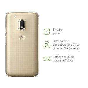Capa Transparente para Motorola Moto G4 Play
