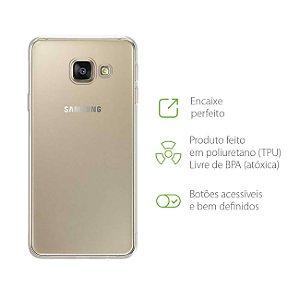 Capa Transparente para Galaxy A3 2016