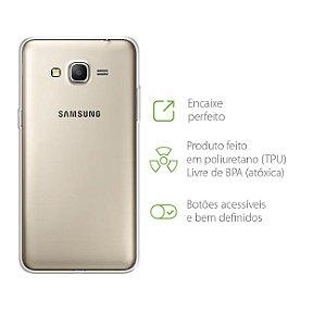 Capa Transparente para Samsung Galaxy Gran Prime