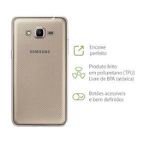 Capa Transparente para Samsung Galaxy J2 Prime
