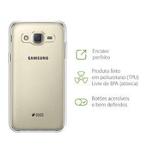 Capa Transparente para Samsung Galaxy J5 (2015)
