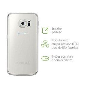 Capa Transparente para Galaxy S6 Edge