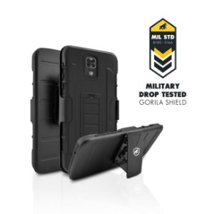 Capa Clip para LG X Screen - Gorila Shield