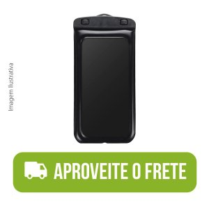Capa a prova d' água para iphone 7 Plus